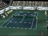 Actua Tennis for PC Games