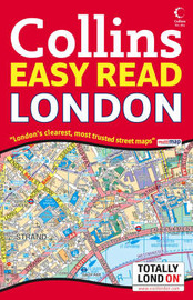 London Easy Read Atlas image