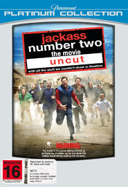 Jackass The Movie - Number Two on DVD
