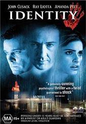 Identity on DVD