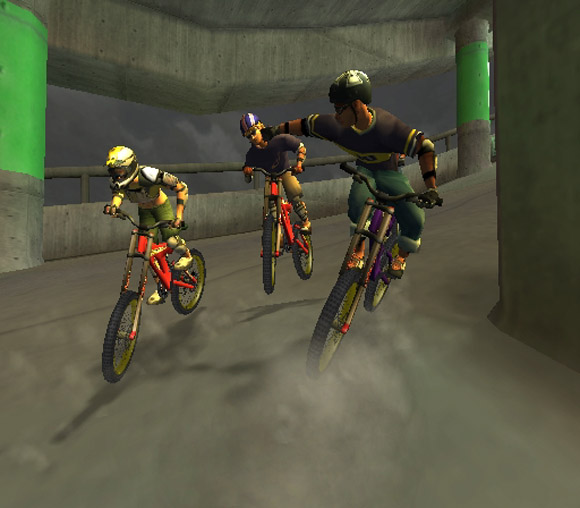 Downhill Domination for PlayStation 2 image
