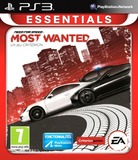 Need for Speed Most Wanted (PS3 Essentials) for PS3