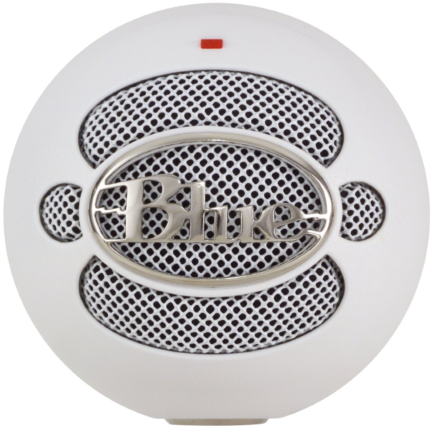 Blue Microphones Snowball USB Microphone (Textured White) for  image