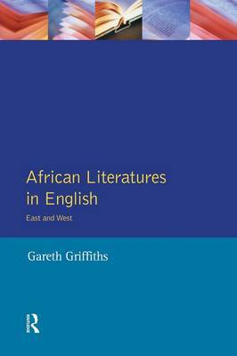 African Literatures in English by Gareth Griffiths image
