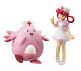 Pokemon: G.E.M. - Nurse Joy & Chansey