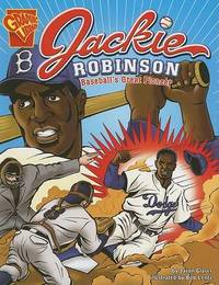Jackie Robinson by Jason Glaser