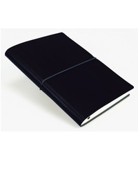 Ciak Lined Notebook 150x210mm - Black