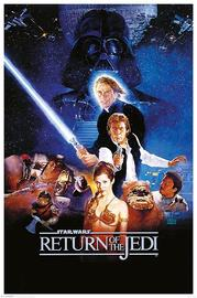 Star Wars Return of the Jedi Wall Poster (187) image