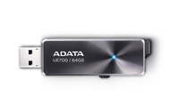 64GB ADATA UE700 Dashdrive Elite USB 3.0 Flash Drive (Black)