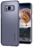 Spigen Galaxy S8+ Thin Fit Case Orchid Grey