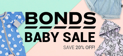 20% off All Bonds Baby