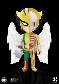 "DC Comics: Hawkgirl - XXRAY 4"" Vinyl Figure"