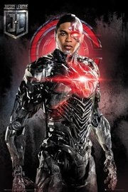 Justice League - Cyborg (691)
