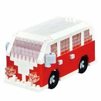 nanoblock: Sites To See Series - Mini Van