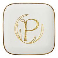 Trinket Plate - P