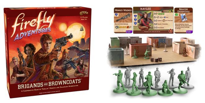 Firefly Adventures: Brigands and Browncoats image