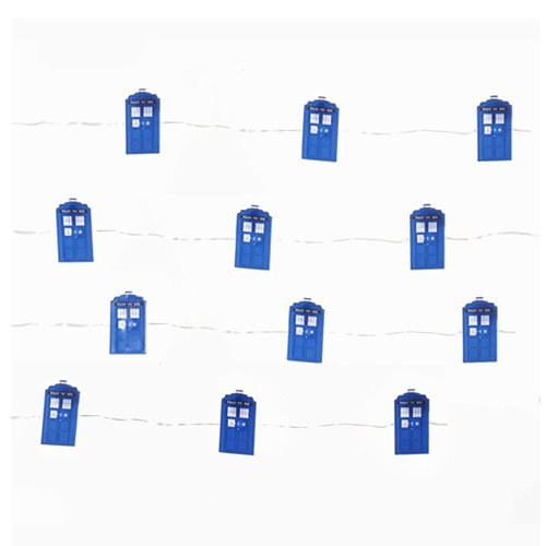 Doctor Who: TARDIS LED Fairy Light Set