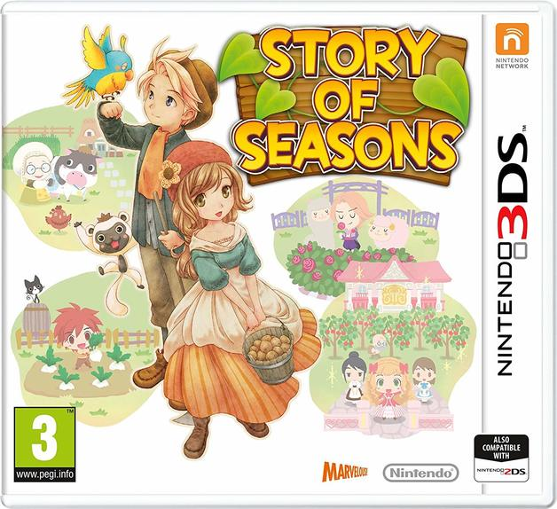Story of Seasons for 3DS