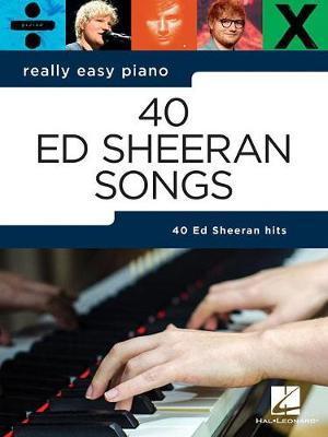 Really Easy Piano by Ed Sheeran