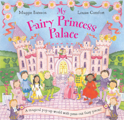 My Fairy Princess Palace by Maggie Bateson image