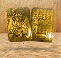 Yu-Gi-Oh: Metal God Card (24K Gold Plated) - Obelisk the Tormentor