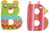 Tatiri Alphabet Letter Crazy Animal - B