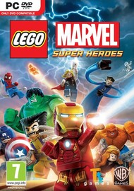 Lego Marvel Super Heroes with Iron Patriot Toy for PC