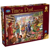 Times Past 1000 Piece - Village Green Grocers