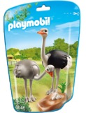 Playmobil - Zoo Theme - Ostriches with Nest (6646)