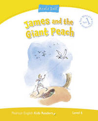 Level 6: James and the Giant Peach by Jocelyn Potter