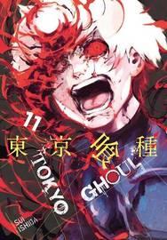 Tokyo Ghoul, Vol. 11 by Sui Ishida