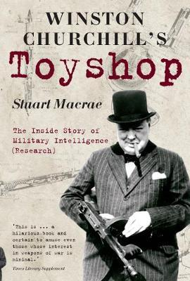 Winston Churchill's Toyshop by Stuart MacRae image