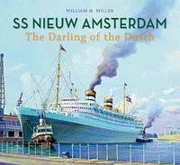 SS Nieuw Amsterdam by William H. Miller image