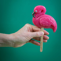 Treat Factory - Flamingo Lolly (100g)