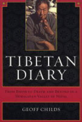 Tibetan Diary by Geoff Childs