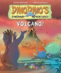 Volcano! by Stephen Bordiglioni image