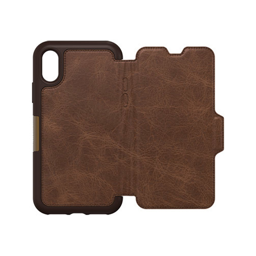 OtterBox Strada Case for iPhone X/XS - Espresso image