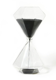 Short Story: Diamond Hour Glass - Small
