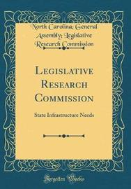 Legislative Research Commission by North Carolina General Asse Commission image