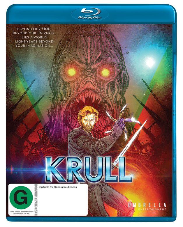 Krull on Blu-ray