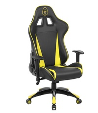 Gorilla Gaming Commander Chair - Yellow & Black for  image