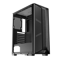 Xigmatek Trio Tempered Glass Mid Tower Case