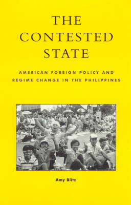 The Contested State by Amy Blitz image