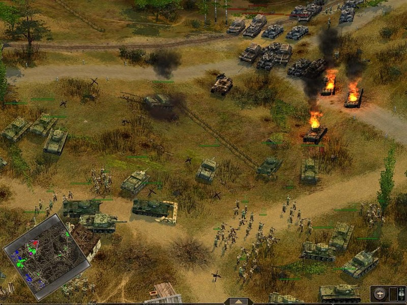 Frontline: Fields of Thunder + free Hearts of Iron II for PC Games image
