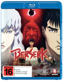 Berserk: The Golden Age Arc II - The Battle for Doldrey on Blu-ray
