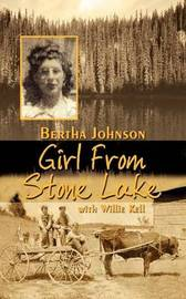 Girl from Stone Lake by Bertha Johnson image