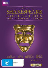 BBC Shakespeare Collection: Series 5 on DVD