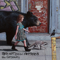 The Getaway (2LP) by Red Hot Chili Peppers