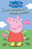 Peppa Pig - Muddy Puddles Maxi Poster (574)