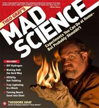 Theo Gray's Mad Science by Theodore Gray image